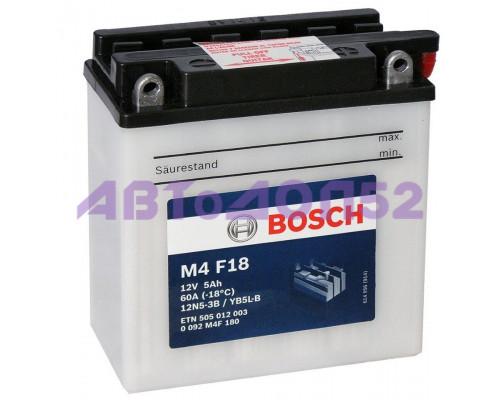 Bosch 0092M4F180 Funstart FreshPack, 12в 5а/ч