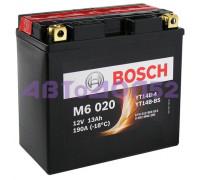 Bosch 0092M60200 BOSCH М6 12V 12Ah (прямая полярность) 0092M60200
