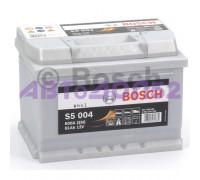 Bosch 0092S50040 61А/ч 600А 12В обратная поляр. стандартные клеммы